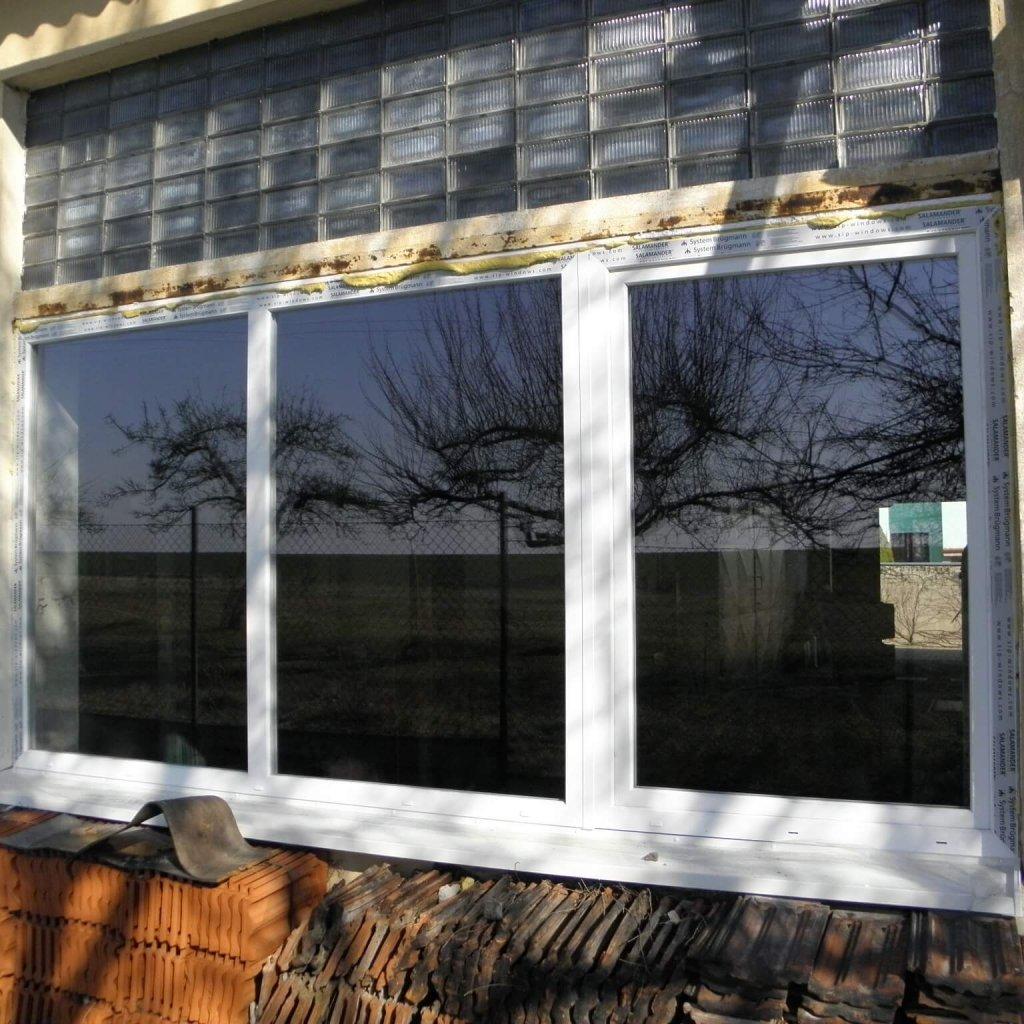 Plastová okna GELAN