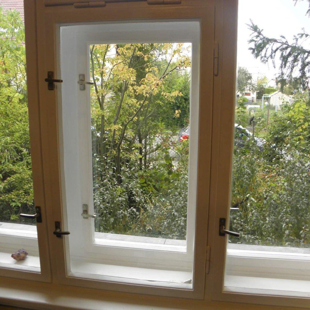 Repase špaletových oken
